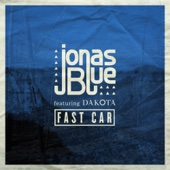 Jonas Blue - Fast Car (feat. Dakota) [Radio Edit] illustration