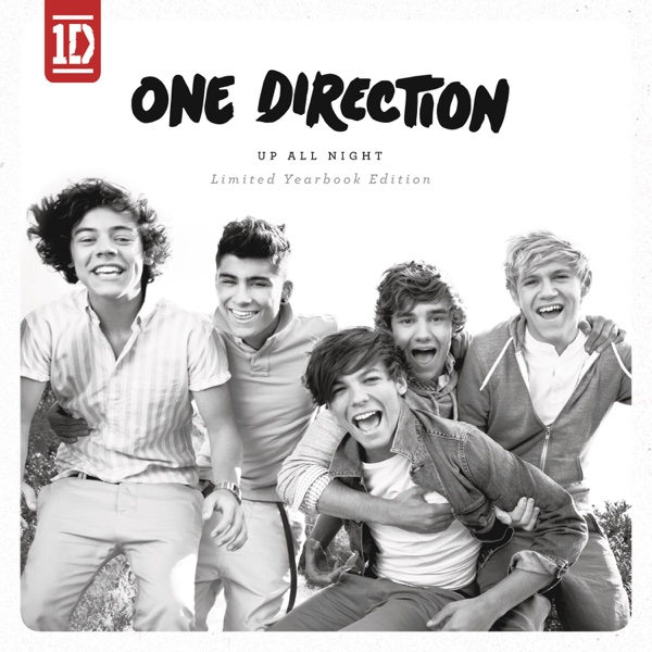 Up All Night Deluxe Version One Direction CD cover