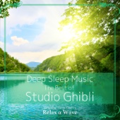 Deep Sleep Music - The Best of Studio Ghibli: Relaxing Harp Covers