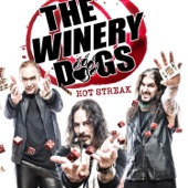 The Winery Dogs - Hot Streak  artwork