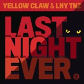 Last Night Ever - Single