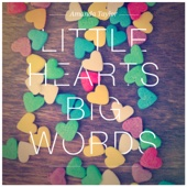 Amanda Taylor - Little Hearts, Big Words - EP  artwork