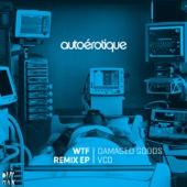 WTF Remix - Single cover art