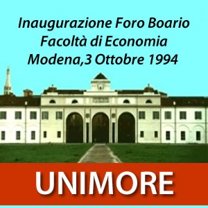 Inaugurazione del Foro Boario [Video]