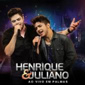 Henrique & Juliano - Henrique & Juliano - Ao Vivo em Palmas  arte