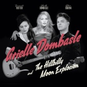 Arielle Dombasle & The Hillbilly Moon Explosion - French Kiss illustration