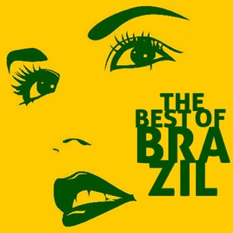 The Best of Brazil: Bossa Nova & Samba by Joao Gilberto, Sergio Mendez, Maria Bethania, Antonio Carlos Jobim & More! – Various Artists