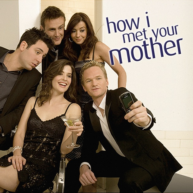 How i met your mother season 3 on itunes ccuart Images