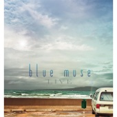 Blue Muse: Live cover art