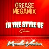 Grease Megamix (In the Style of Grease) [Karaoke Version]