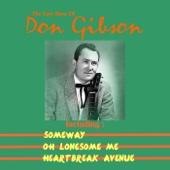 Don Gibson, The Very Best Of