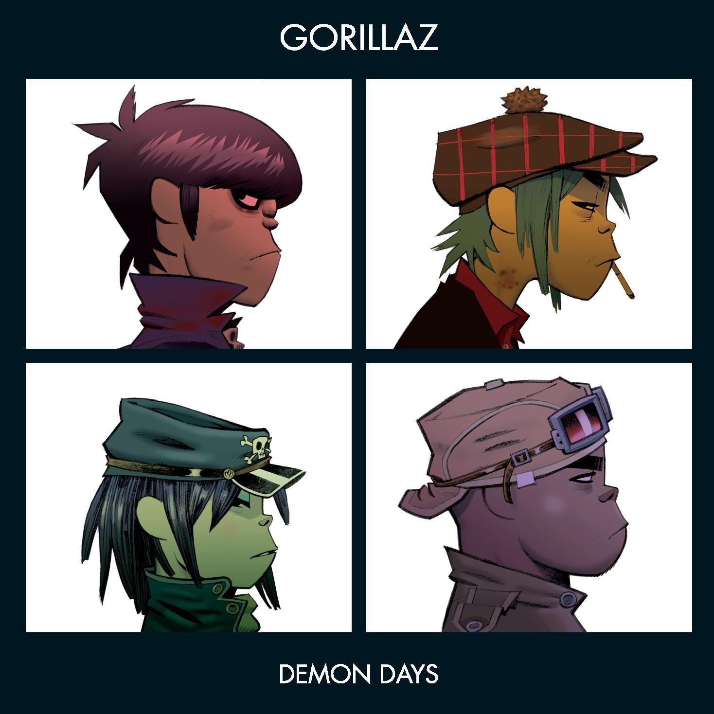 Murdoc Gorillaz Demon Days Demon Days by Gorillaz...