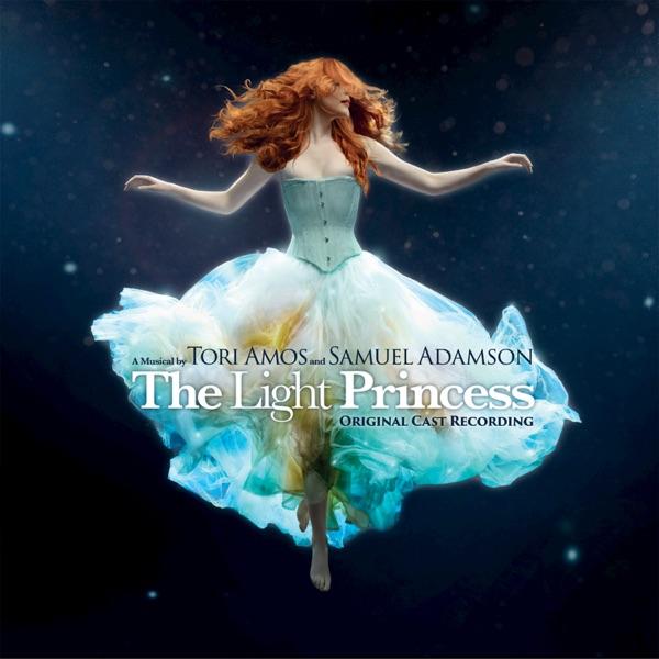 The Light Princess Original Cast Recording Various Artists CD cover