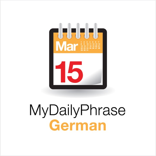 My Daily Phrase German