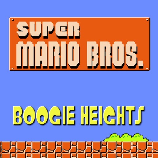 Super Mario Bros. Theme - Boogie Heights