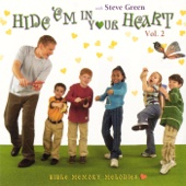 Hide 'Em In Your Heart, Vol. 2 - Steve Green
