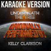 Underneath the Tree (Karaoke Version) [Originally Performed By Kelly Clarkson]