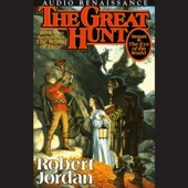 Robert Jordan - The Great Hunt: Book Two of the Wheel of Time (Unabridged)  artwork