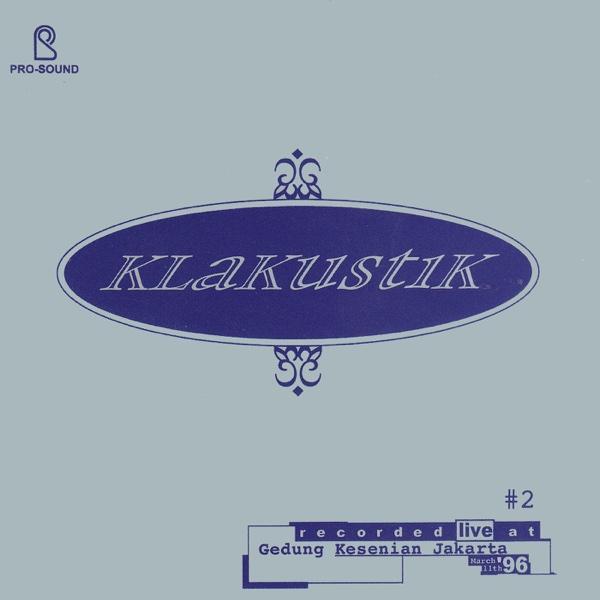 klakustik 2 album cover by kla project