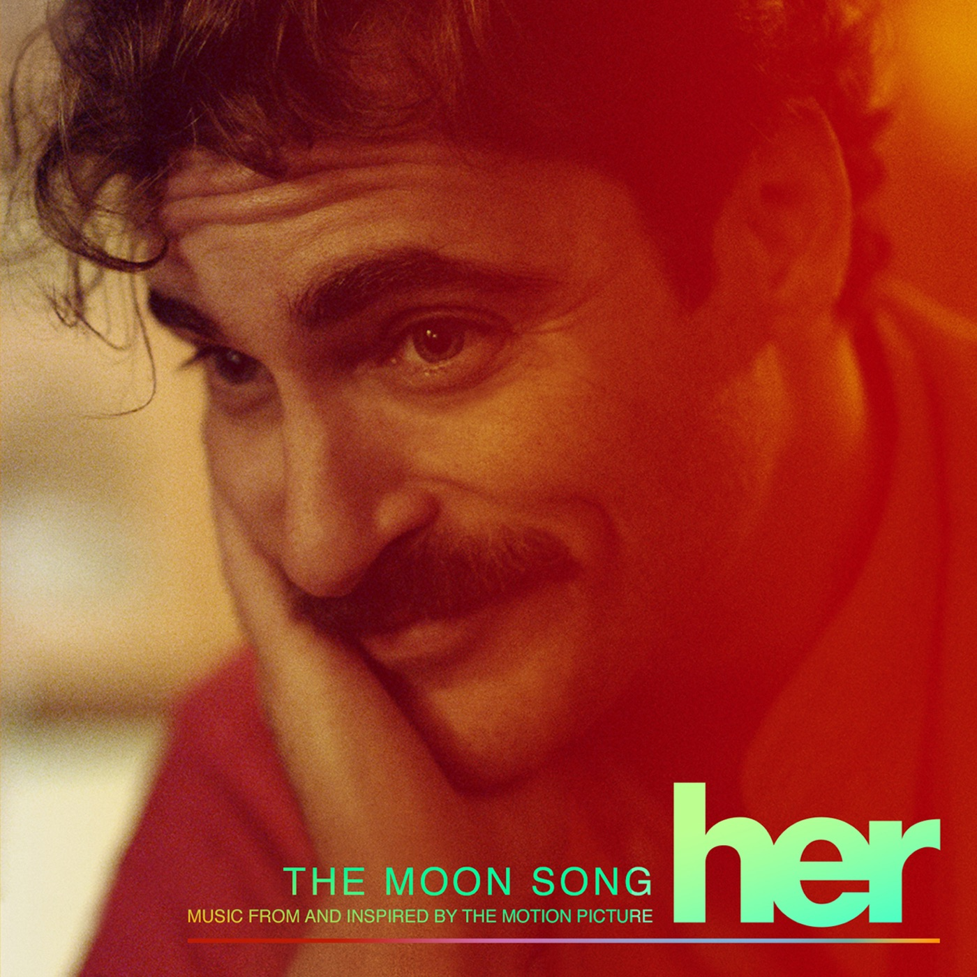 群星 - The Moon Song (Music From and Inspired By the Motion Picture Her) - Single