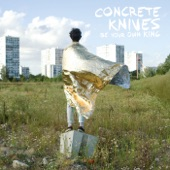 Greyhound Racing - Concrete Knives