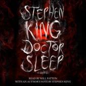 Doctor Sleep: A Novel (Unabridged) - Stephen King Cover Art