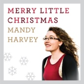 Mandy Harvey - Merry Little Christmas - EP  artwork