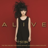 Hiromi - Alive (feat. Anthony Jackson & Simon Phillips)  artwork