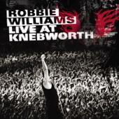 Robbie Williams - Mr Bojangles (Live at Knebworth) artwork