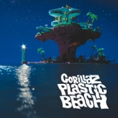 Plastic Beach (Deluxe Version) - Gorillaz Cover Art