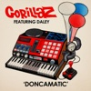 Doncamatic (feat. Daley) - EP, Gorillaz