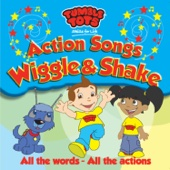 Action Songs: Wiggle & Shake