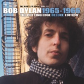 Bob Dylan - The Bootleg Series, Vol. 12: The Cutting Edge 1965-1966 (Deluxe Edition) artwork