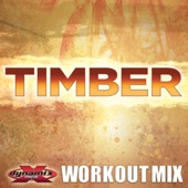 Timber (feat. Jazmine) [Extended Workout Mix]