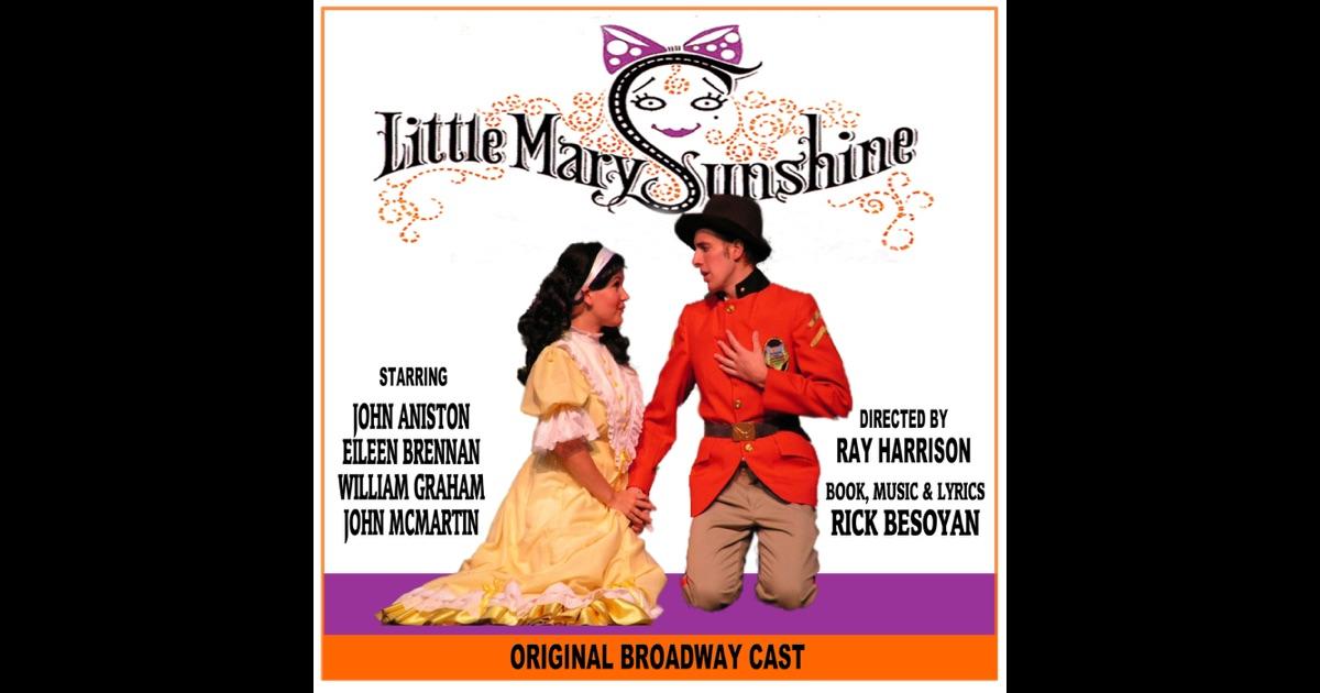 Broadway cast