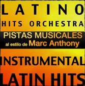 Pistas Musicales al estilo de Marc Anthony (Instrumental Karaoke Tracks)
