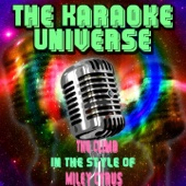 The Karaoke Universe - The Climb (Karaoke Version) [In the Style of Miley Cyrus] artwork