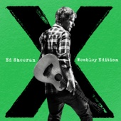 Ed Sheeran - x (Wembley Edition)  artwork
