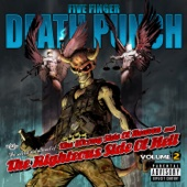 The Wrong Side of Heaven and the Righteous Side of Hell, Vol. 2 - Five Finger Death Punch Cover Art