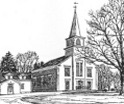 First Congregational Church in Hanson