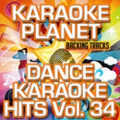 Dance Karaoke Hits, Vol. 34 (Karaoke Version)