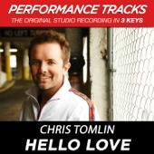 Hello Love (Performance Tracks) - EP cover art