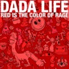 Red Is the Color of Rage - Single