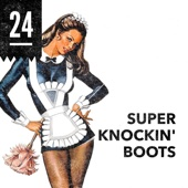 Cover to Super Knockin' Boots's Episode 24