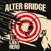 Alter Bridge - The Last Hero artwork