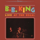 B.B. King - Live At the Regal  artwork