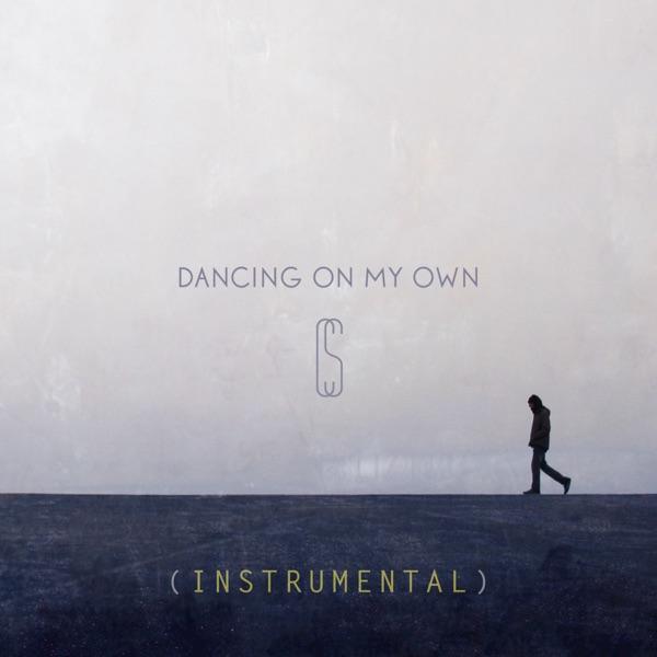 Dancing on My Own Instrumental - Single Calum Scott CD cover