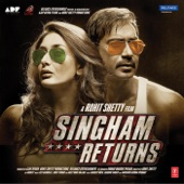 Singham Returns (Original Motion Picture Soundtrack) - EP