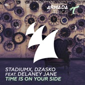 Time Is On Your Side (feat. Delaney Jane) [Radio Edit] - Single