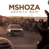 Mshoza - Abantu Bam artwork